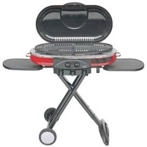 Portable Grill BBQ 2 Burner Propane Gas Outdoor Cooking Camping Tailgati... - £135.77 GBP