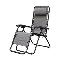 Caravan Sports Infinity Zero Gravity Chair, Grey - $61.51