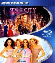 SEX AND THE CITY/SEX AND THE CITY 2 NEW DVD - $70.20