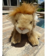 "TY Pillow Pal Beanie Baby Babies Sahara the Lion 13"" Retired Collectible - $10.00"