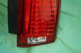 08-13 Cadillac CTS 4 door Sedan LED Rear Tail Light Lamp Passngr Right Side - RH image 4