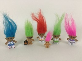 Ace Novelty Troll Vintage 1992 Sport Trolls Soccer Cheer Dance Halloween... - $19.75
