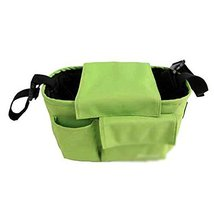 Green Baby Infant Stroller Parent Cup Holder Bag Toddler Jogger Liquid Holster