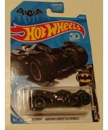 Batman's 2014 Arkham Knight Batmobile Hot Wheels Car 2/5 Celebrate 50 Years - $2.00