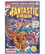 The Fantastic Four Comic Book #153 Marvel Comics 1974 FINE+ - $12.13