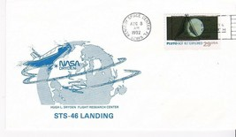 STS-46 LANDING NASA DRYDEN KENNEDY SPACE CENTER, FL 8/8/1992 - $1.78