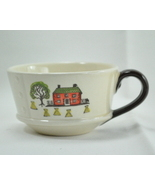 Metlox Poppytrail Colonial Heritage haystacks coffee cup - $6.25