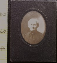 Cabinet Card Old Lady or Cross Dressing Man? c.1890`s - $3.00