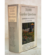"1959 ""10,000 Garden Questions Answered"" Massive... - $14.00"