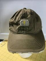 Caps Hats Snap-backs Panama Jack Distressed Destroyed Ball Cap Hat - $18.57