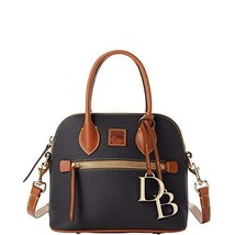 Dooney & Bourke Small Domed Satchel Black