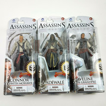 Assassins Creed McFarlane Action Figure Series 2 Complete Connor Aveline... - £46.77 GBP