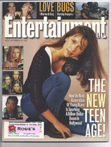 Buffy Vampire and Jennifer Love Hewett 1997 Entertainment Weekly Magazin... - $23.99