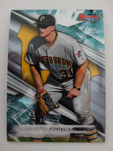 2016 Bowman's Best #TP-10 Austin Meadows Pittsburgh Pirates Baseball Card - $3.00