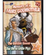 Golden Goose and Three Little Pigs 2 stories  new never open - $1.00