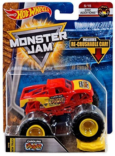 Primary image for Hot Wheels Monster Jam Carolina Crusher. 1:64 Scale