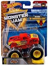 Hot Wheels Monster Jam Carolina Crusher. 1:64 Scale - $8.99