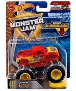Hot Wheels Monster Jam Carolina Crusher. 1:64 Scale - $8.99