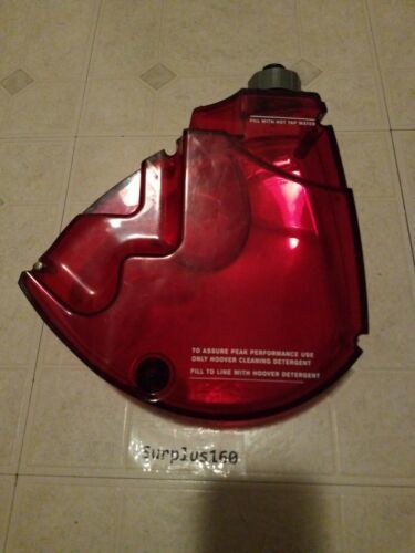 Good Used Solution Tank Assembly-Red for Hoover model F5515 steam cleaner.  image 4