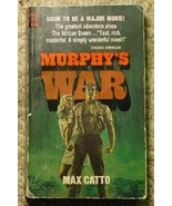 Max Catto MURPHY'S WAR 1st Dell May 1970 Vintage Paperback - $9.99