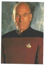 Star Trek Captain Picard Next Generation Real Photo Postcard 105-148 - $8.99