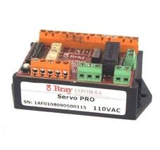 BRAY CONTROLS SERVO PRO SN: 1AF0108090500115, 110 VAC image 1