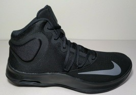 Nike Size 12 AIR VERSITILE IV NBK Black Basketball Sneakers New Women's ... - $117.81