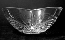 Celebrations by Mikasa Emerald Brilliance Crystal Bowl - $11.99