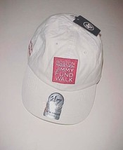 Boston Marathon Jimmy Fund Walk  26.2 Adult Unisex White Baseball Cap 1 ... - $24.74