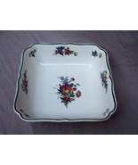 Villeroy & Boch  Strassburg Floral  1562 Green Bowl - $75.00
