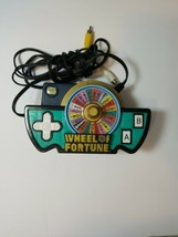 2005 Z Jakks Pacific Wheel of Fortune TV Game pre owned - $14.01