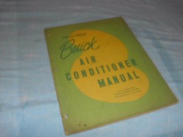 1953 1954 Buick Factory A/C Air Conditioner Manual Special Roadmaster Super - $31.68