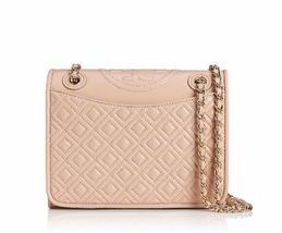 Authentic Tory Burch Fleming Medium Shoulder Bag - $348.00