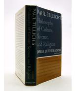 "Adams, James ""Paul Tillich's Philosophy of Cult... - $16.00"