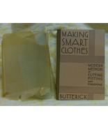 Marking Smart Clothes Butterick - $30.00