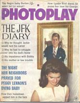 President JFK Diary, Jackie Kennedy, Elvis, Liz Taylor Magazine PhotoPla... - $32.69