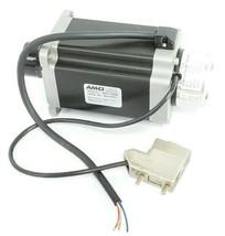 ADVANCED MICRO CONTROLS SM34-1100DE STEPPER MOTOR W/ ENC34-1000 ENCODER