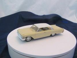 1961 MERCURY MONTEREY 2DR. AMT PROMO CAR-FRICTION MOTOR  EXCELLENT - $79.95