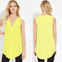 Plus Size S-XXXXL 5XL 6XL New Fashion 2017 Summer Women Sleeveless Black Yellow