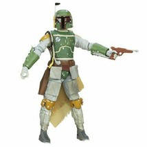 """Star Wars"" [Hasbro Action Figure] 6 Inches ""Black"" # 06 Boba Fettf/S - $118.22 CAD"