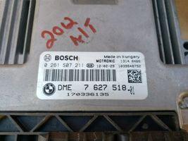 2012 Mini Cooper R56 DME ECU ECM EKS CAS3 Eng Computer Ignition Switch Fob Tach image 3
