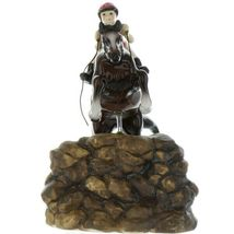 Hagen Renaker Specialty Horse Jumping with Rider Ceramic Figurine image 10