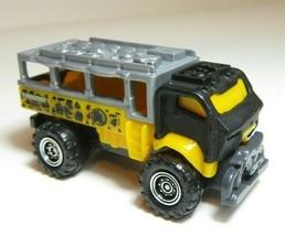 2016 MatchBox Travel Tracker 4x4 Truck Jungle Crew - $4.39
