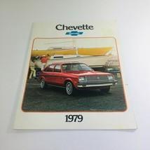 Vintage 1979 Chevette 2 or 4-Door Hatchback Sedan 1.6 Litre 4-Speed Car ... - $7.09