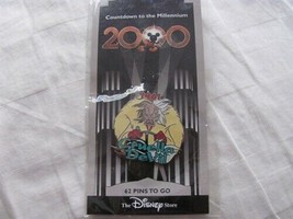 Disney Trading Pins 696 DS - Countdown to the Millennium Series #63 (Cruella De  - $9.50
