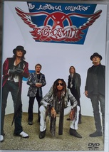 Aerosmith The Historical Collection 2x Double DVD Discs (Videography) - $27.00