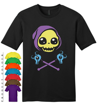 Skeletor and Crossbones Funny Parodies Mens Gildan T-Shirt New - $19.50