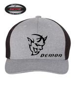 DEMON DODGE SRT Trucker Cap FLEXFIT HAT *FREE SHIPPING in BOX* - $19.99