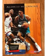 1993-94  Hoops #SC7 Alonzo Mourning   BasketBall Card - $0.98