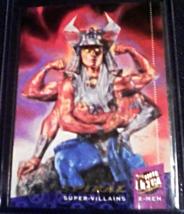 1994 Fleer Ultra Spiral Super Villains X-Men Non-Sports Card 75 - $3.75